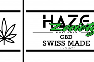 HazeZociety Swiss Made CBD